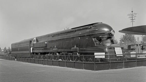 PRR S1 w Nowym Jorku w 1939