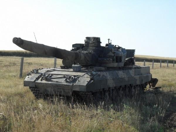 T-95/Obiekt 195 z działem 152mm w standardzie! (fot. bmpd.livejournal.com)