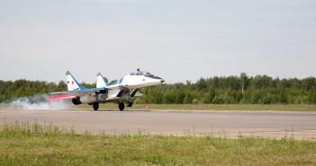 MiG-29 Edge of Space Flight (fot. Artur Sakisyan)