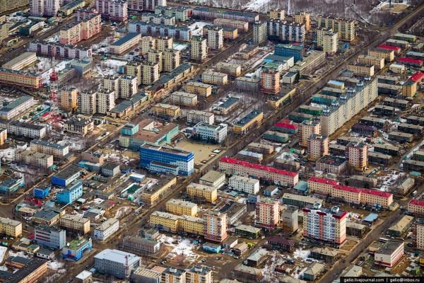 Miasto Mirny (fot. Gelio)