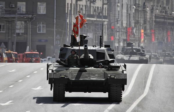 Czołg Armata T-14 (http://vitalykuzmin.net)