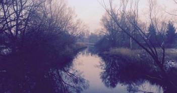 Rzeka Obra, Zbąszyń.
