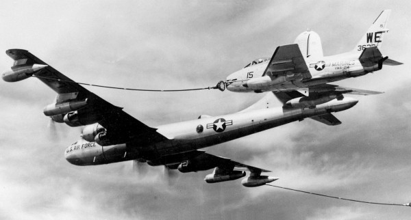 KB-50 Superfortress - latająca cysterna
