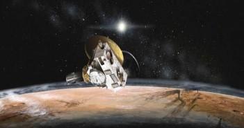 Krótki film o sondzie New Horizons