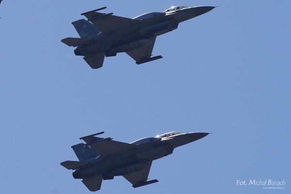 Polskie F-16 Jastrząb