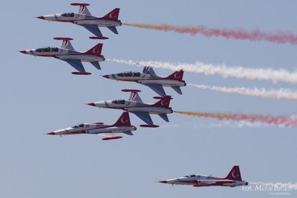 Turkish Stars i Northrop F-5 Freedom