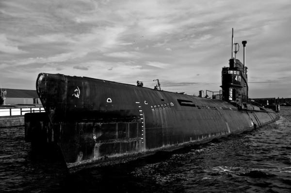 Okręt podwodny typu Zulu