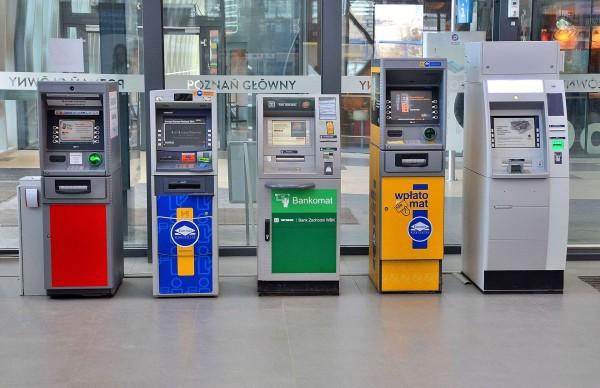 Współczesne bankomaty