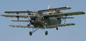 An-2 - długowieczny dwupłatowiec
