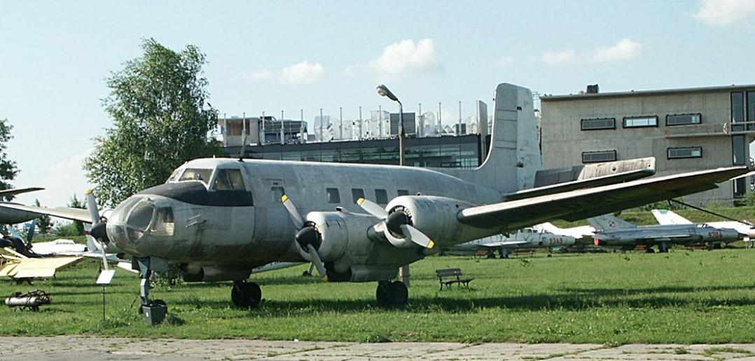 PZL MD-12 - zapomniany samolot pasażerski