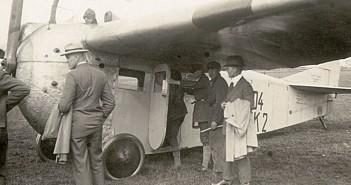Focke-Wulf A 16 - pokraczny debiut