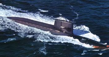 Pierwsze balistyczne okręty podwodne