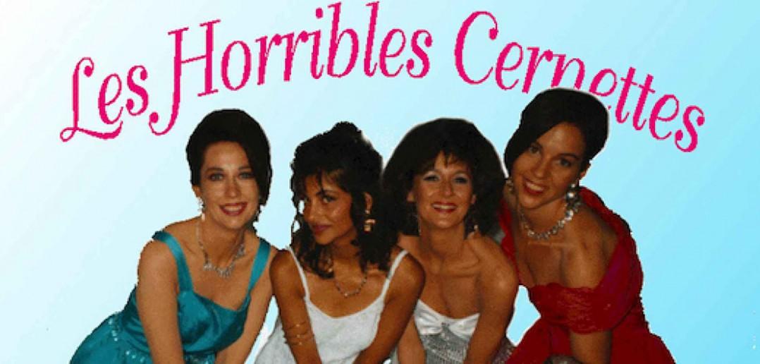Pierwsze zdjęcie w internecie - Les Horribles Cernettes