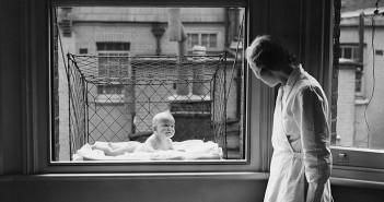Baby Cage - upiorny wynalazek z lat 20-tych