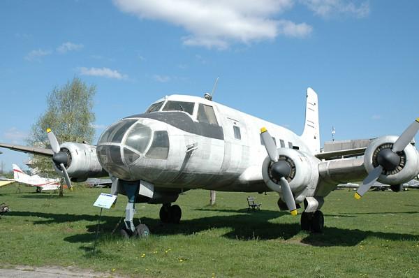 PZL MD-12F (fot. Wikimedia Commons)