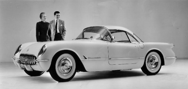 Chevrolet Corvette 1953 (fot. GM)