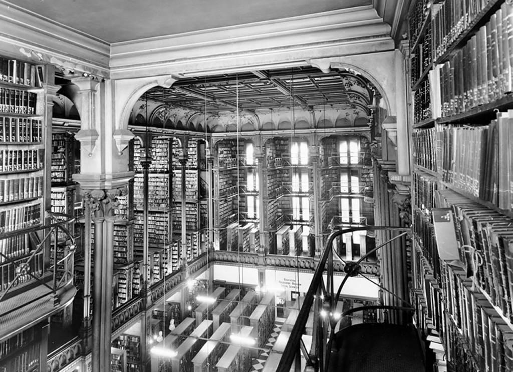 Biblioteka publiczna w Cincinnati
