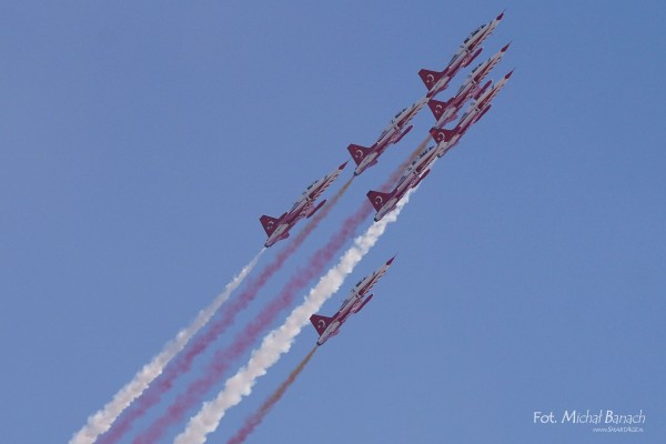Turkish Stars i Northrop F-5 Freedom