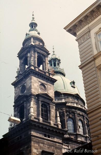 Budapeszt (fot. Rafał Banach)