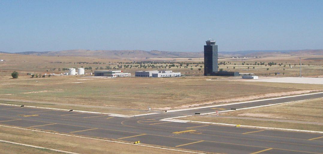 Opuszczone lotnisko Ciudad Real