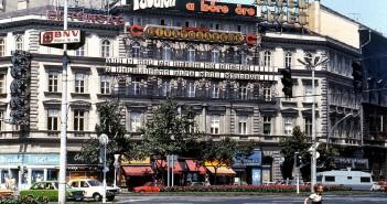 Budapeszt 1983 - zdjęcia