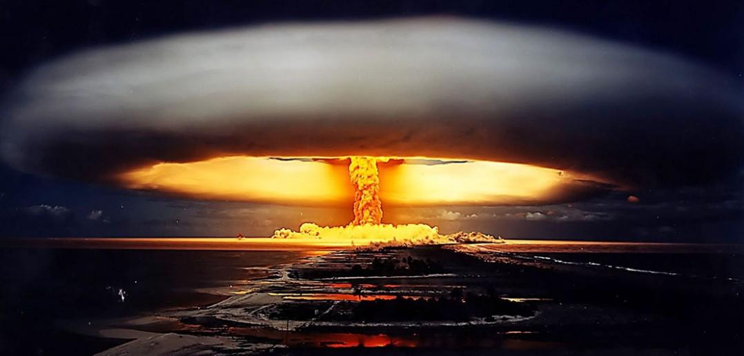 Ilość głowic nuklearnych - infografika