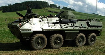SKOT - polsko-czeski transporter opancerzony