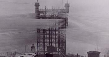 Telefontornet - wieża telefoniczna w Sztokholmie