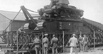 Bailey Bridge - cud brytyjskiej inżynierii