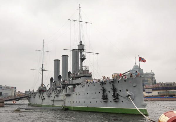 Aurora w Sankt Petersburgu