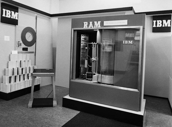 Dysk twardy IBM 350