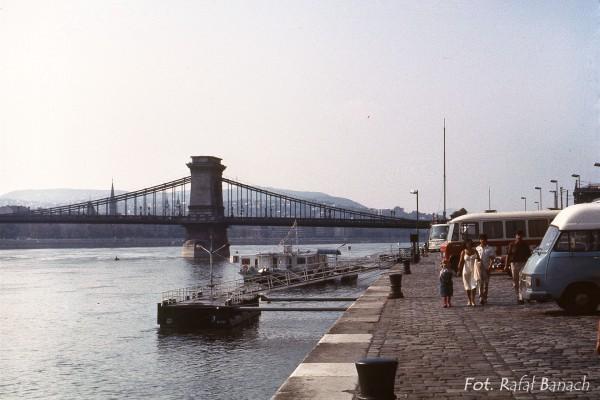Most Łańcuchowy w Budapeszcie (fot. Rafał Banach)