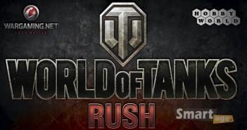 World of Tanks RUSH - karcianka dla wszystkich czołgistów