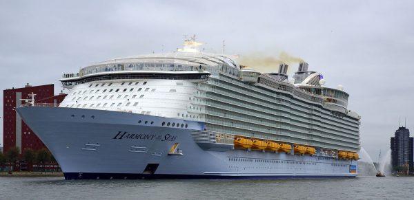Harmony of the Seas (fot. Kees Torn/Wikimedia Commons)