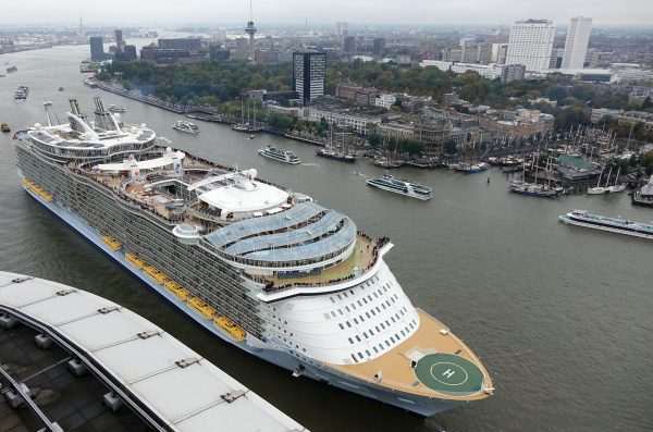 Oasis of the Seas (fot. Kees Torn/Wikimedia Commons)