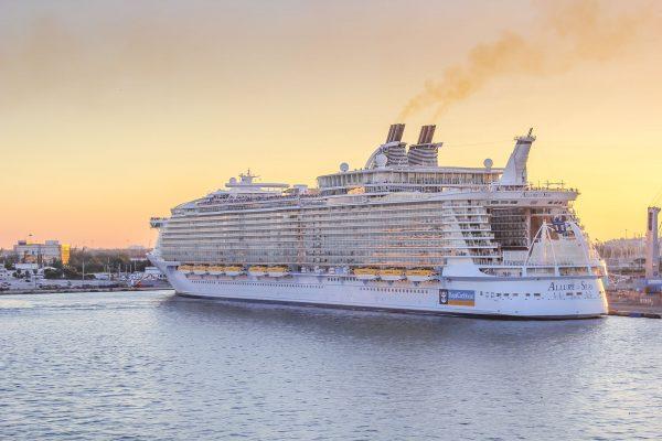 Allure of the Seas (fot. Jonathan Palombo)