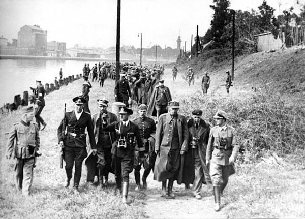 Garnizon Westerplatte po kapitulacji