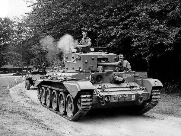 Czołg szybki A27 Cromwell