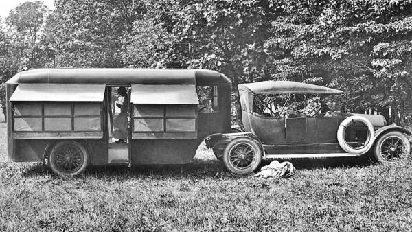 Prawdopodobnie jest to pierwszy Aerocar Curtissa (albo jeden z pierwszych). Dostępne informacje sugerują, że powstał w 1919 roku