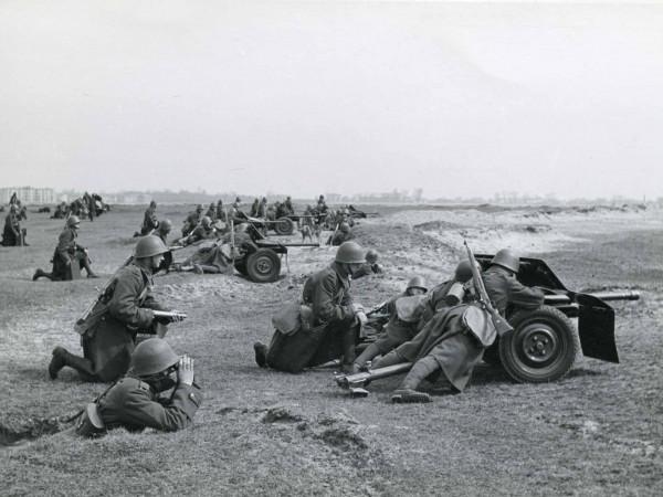 Polskie armaty przeciwpancerne Bofors kalibru 37 mm mogły zniszczyć każdy niemiecki czołg