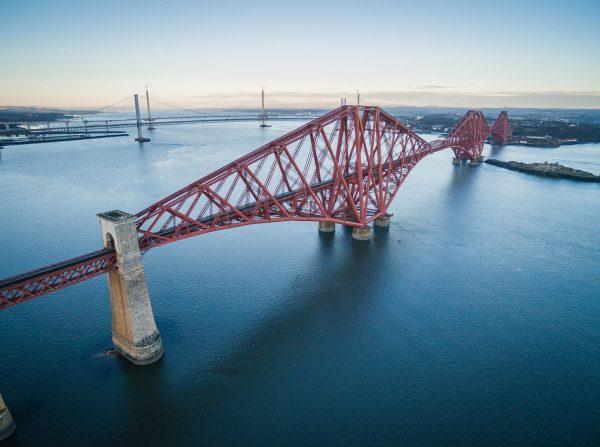 Forth Bridge (fot. Ian Dick/Flickr.com)