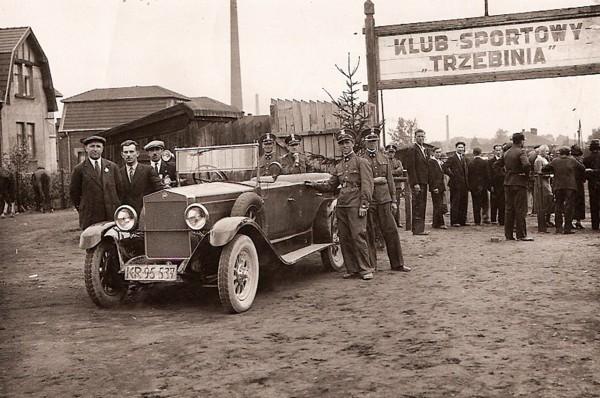 Fiat w 1935 roku