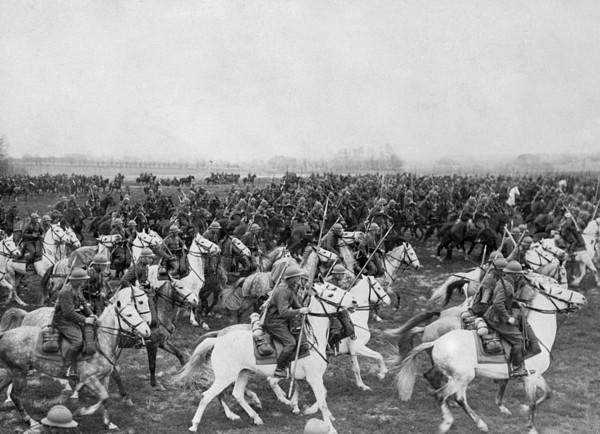 Wojsko Polskie w 1939 roku posiadało jeszcze kawalerię, chociaż wykorzystywano ją jako bardziej mobilną piechotę