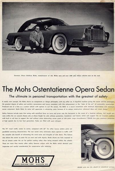Mohs Ostentatienne Opera