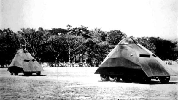 Wóz pancerny Tortuga