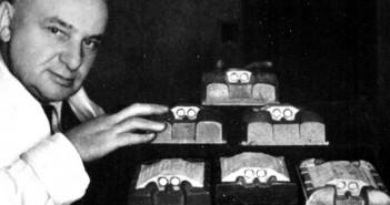 Kocie oczy - genialny wynalazek Perciego Shawa