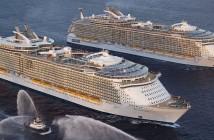 Wycieczkowce Oasis - największe statki pasażerskie świata