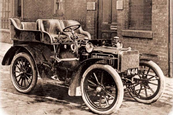 Rolls-Royce z 1904 roku