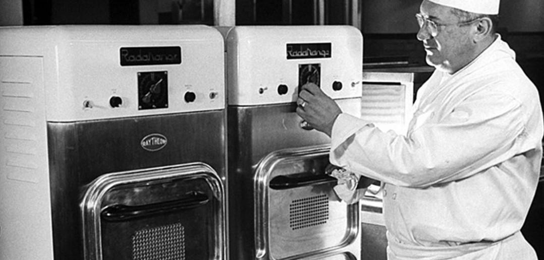 Przypadkowa historia mikrofalówki