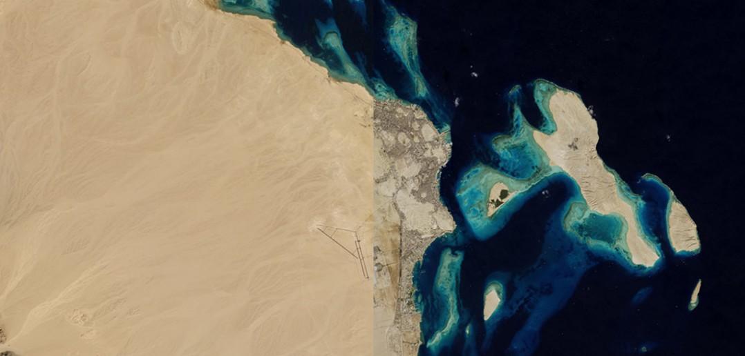 Al-Dżuna - miasto znikąd - zdjęcia